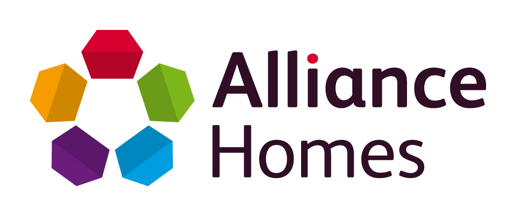Alliance Homes Housing Association logo