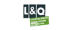 L&Q Housing Association logo