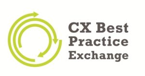 CX Best practice exchange logo