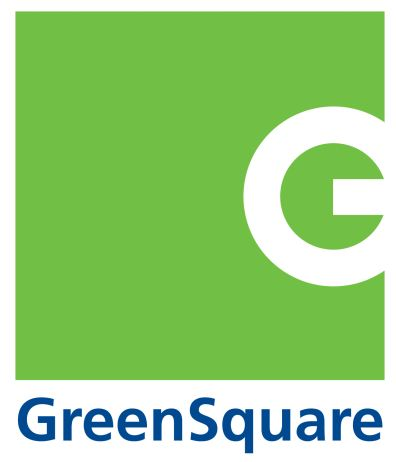 GreenSquare social housing logo