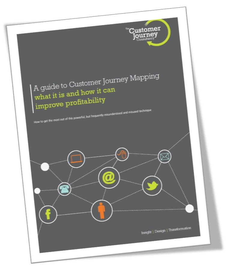 Your free guide to Customer Journey Mapping