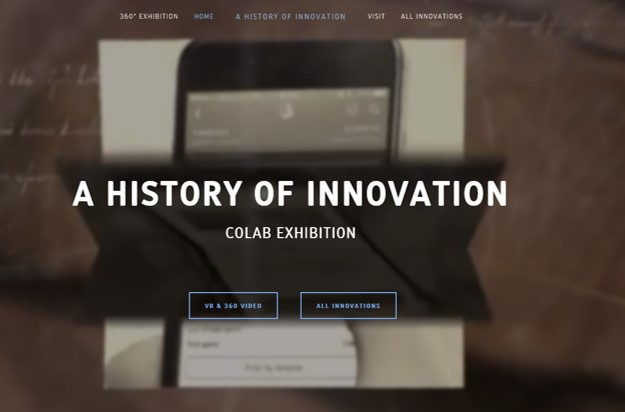 Nationwide's Innovation web site